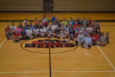 Volleyball Sets in at BASH