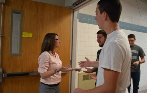 New teacher Mrs. Diblasi fits right in at BASH