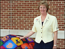 Q & A with School Board President Jill Dennin