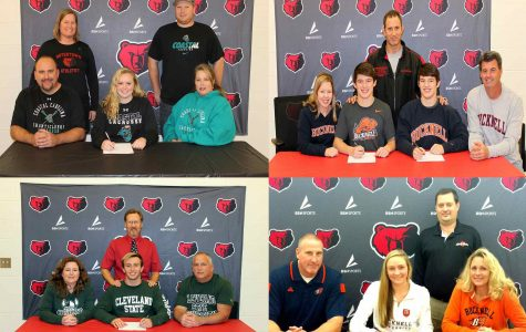 Twenty-Four BASH Athletes to Continue their Careers in College