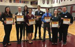 TSA Students Win Awards at States