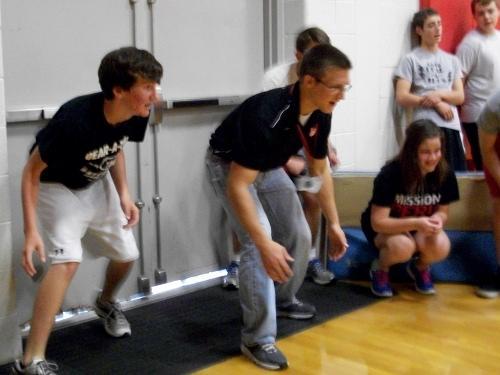 Physical Education Teacher Comes Home to Teach