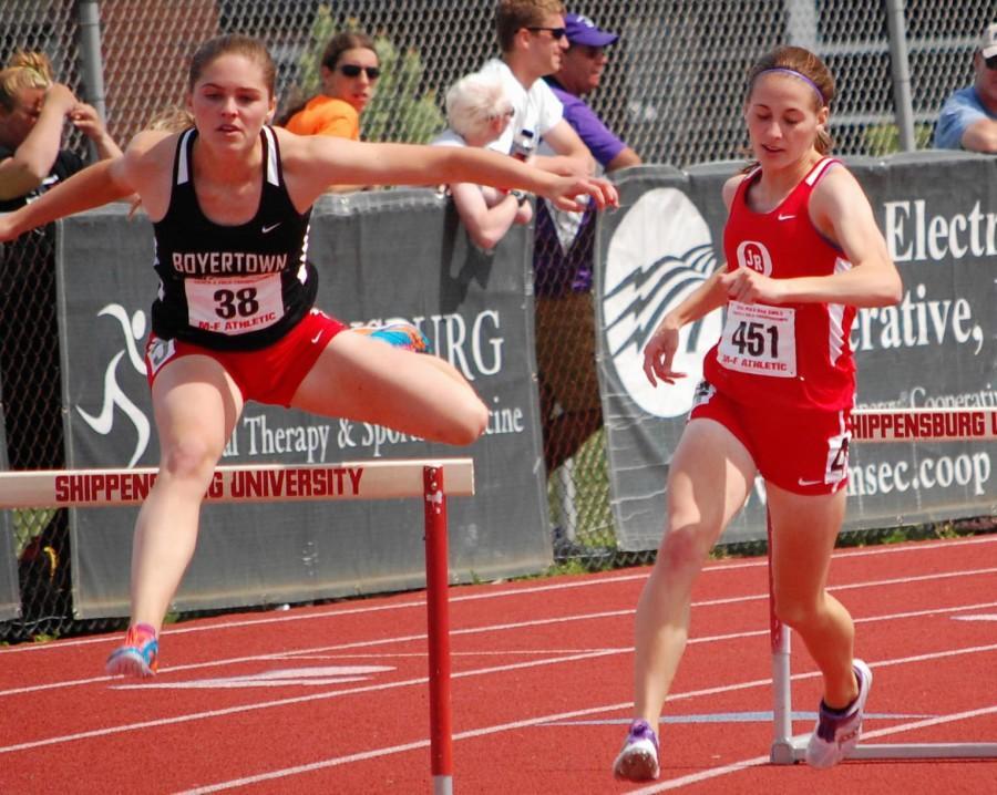 Boyertown Sets School Record at Track & Field States