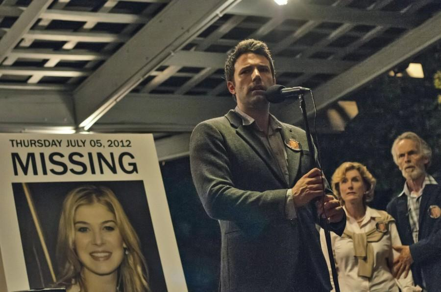 Ben Affleck as Nick Dunne in Gone Girl