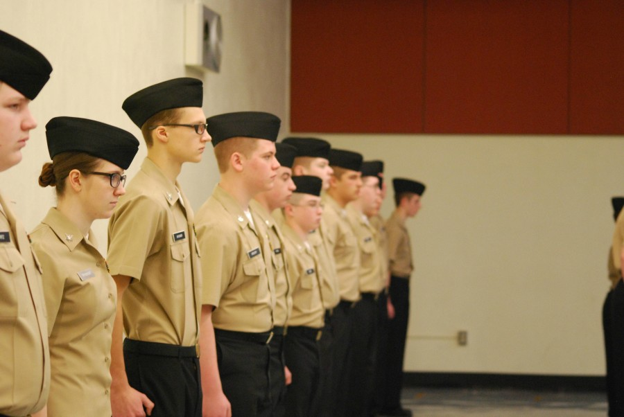 Annual+Inspection+Earns+NJROTC+Honors