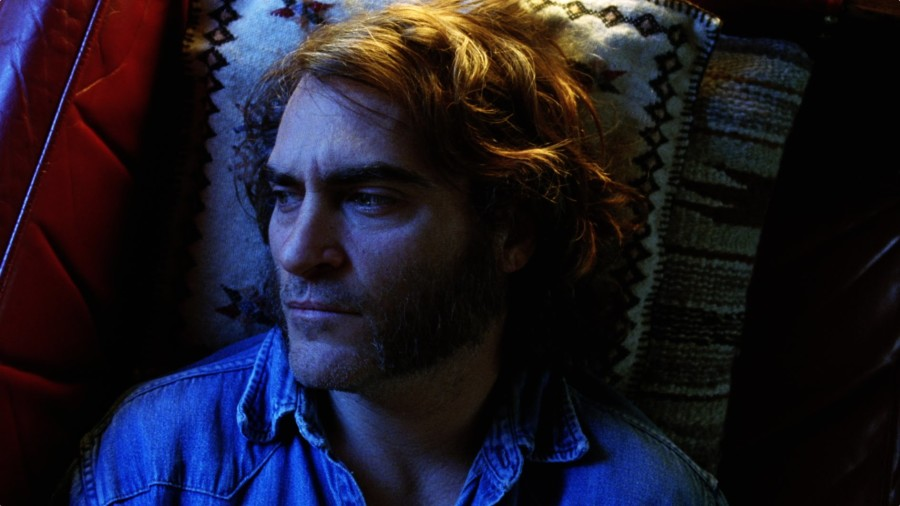 Joaquin Phoenix as Doc Sportello in Inherent Vice