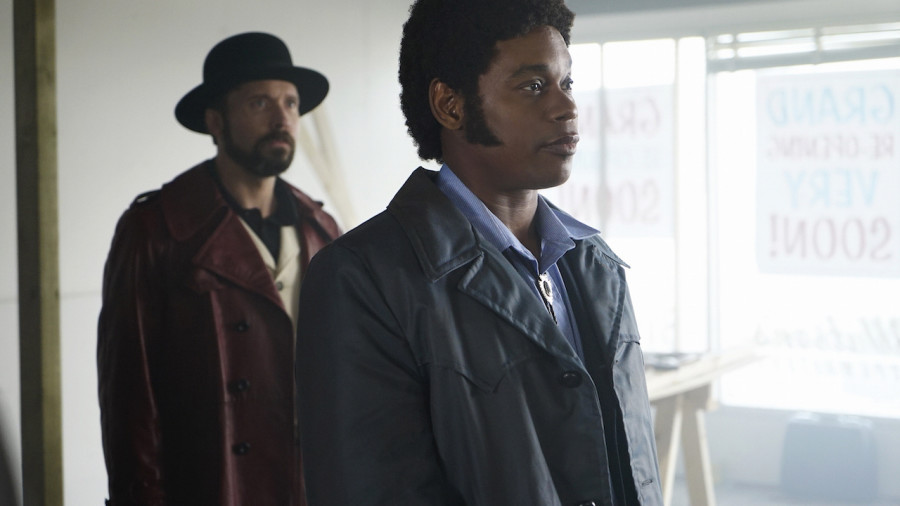 Bokeem Woodbine in Fargo.