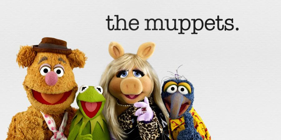 Fozzie, Kermit, Miss. Piggy, and Gonzo are all back in The Muppets.