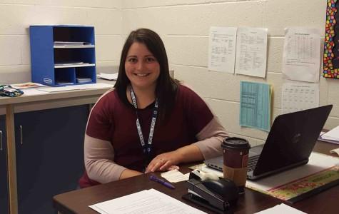 New Teacher: Victoria Fine, English