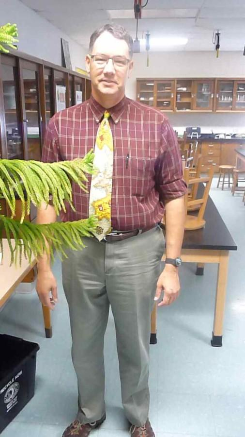New Teacher: Mr. Stump, Science