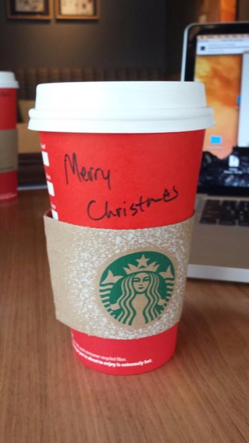 Some Starbucks customers are writing