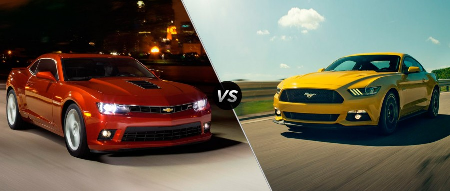 Despite Rivalry, Mustang Trumps Camaro