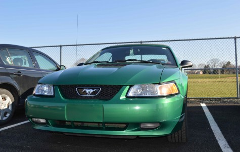 In The Lot: Senior Revitalizes 1999 GT Convertible into Dream Car.