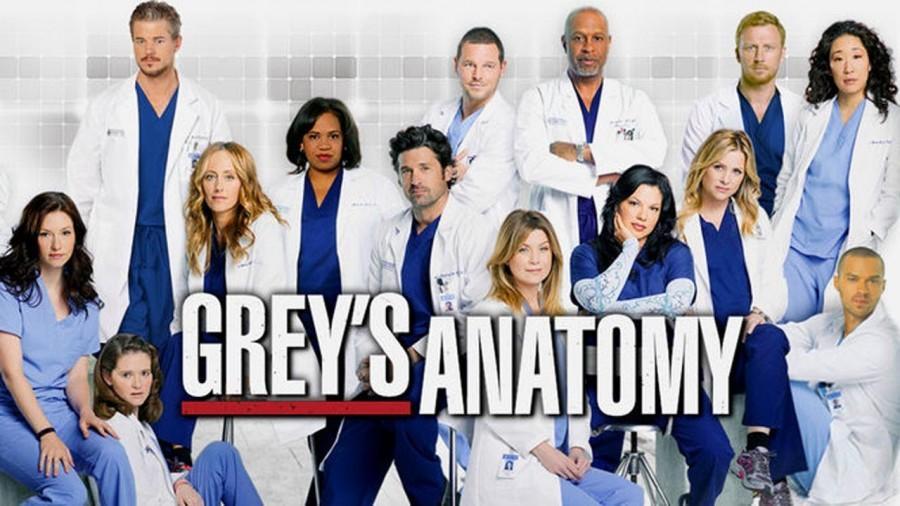 Grey's Anatomy Top Binge-Watching Show