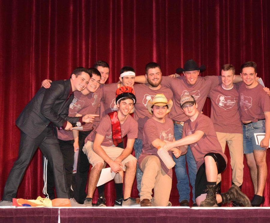 Students+Showcase+Silly+Talents+at+Mr.+Boyertown+Competition