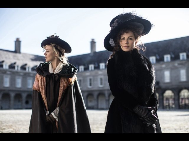 Love & Friendship stars Chloë Sevigny and Kate Beckinsale.