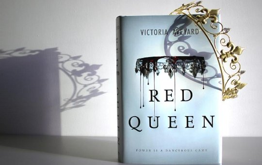 Red Queen - dystopian with a twist