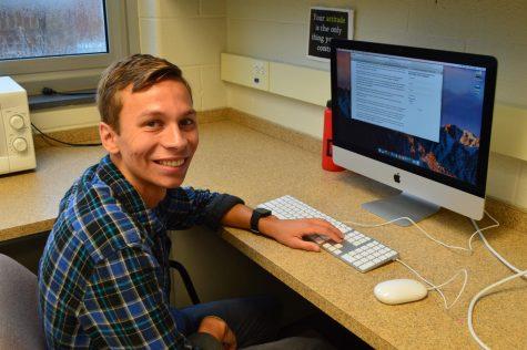 Editor-in-Chief James Sahakian