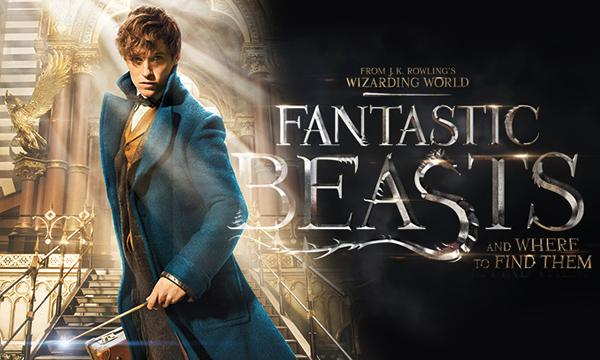 Fantastic Beasts Brings Wizarding World to America