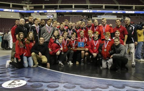 The Bears placed second at last year's PIAA Class AAA Duals in Hershey.