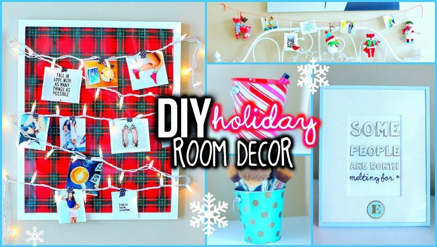 Decorating your Room during the Holiday Season