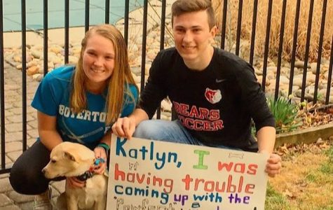 Posters, Puns, and Puppies...It's Promposal Time!