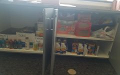 Food Pantry Offered to Students in Need