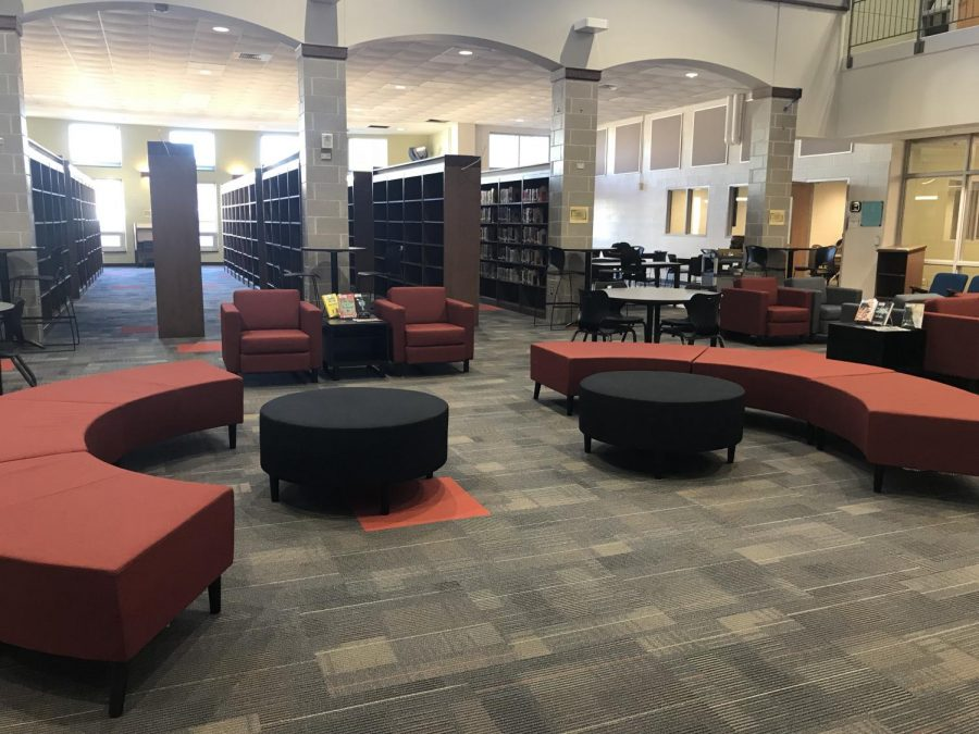 Library Gets 'Face Lift'