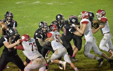 Football Pulls Out Homecoming Win