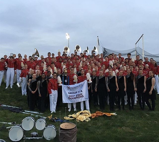 Band+Wins+Second+State+Championship+in+a+Row