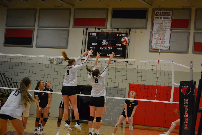 Varsity Volleyball Team Set to Win