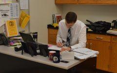 Mr. Podlinski Passionate About Science