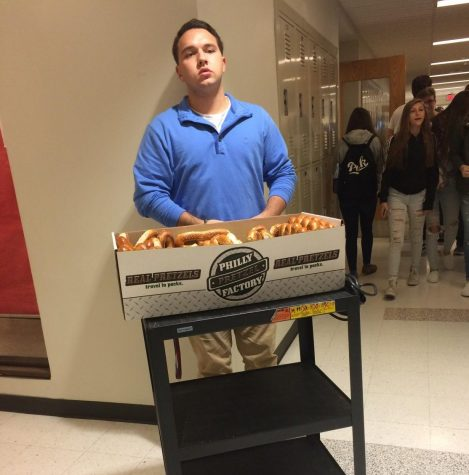 Class of 2018 Selling Chick-Fil-A Sandwiches and Soft Pretzels This Week