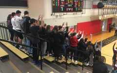 Boys Basketball Falls to Penn Wood