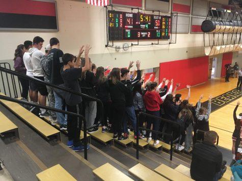 Boys Basketball Falls to Penn Wood