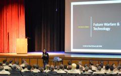 NJROTC Learns About Warfare Innovations