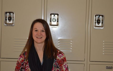 Former Gymnast Mrs. Gillman Brings Can-Do Attitude Into Classroom