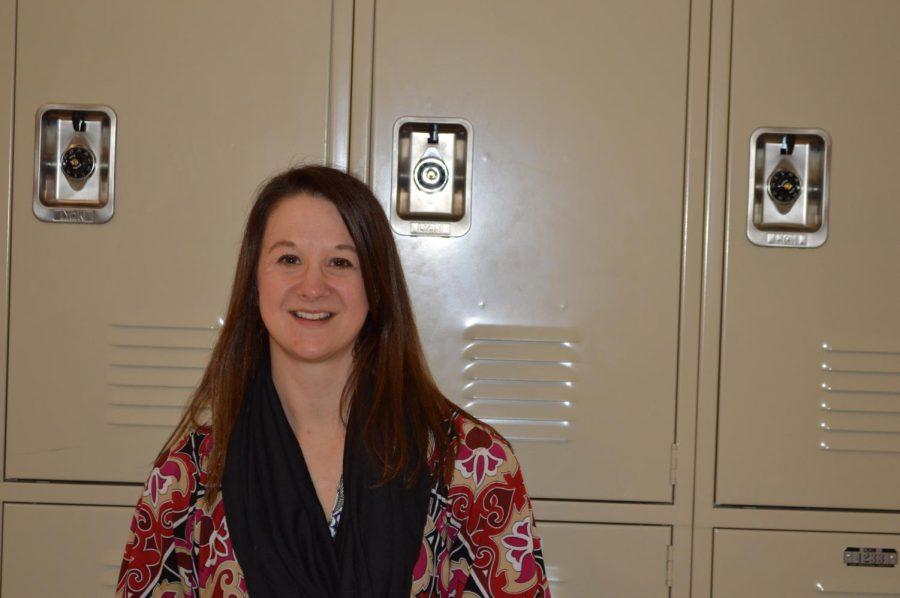 Former Gymnast Mrs. Gillman Brings Can-Do Attitude Into Classroom