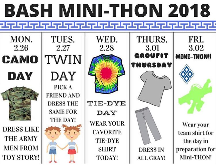 Spirit+Week+Aims+to+Psyche+Up+Students+for+Mini-THON