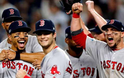 Red Sox Earn Trip to the 2018 World Series