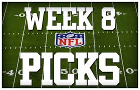 NFL Week 8 Cub Picks of the Week
