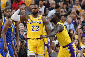 Three Takeaways from LeBron James' Debut with the Lakers