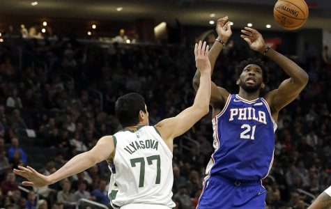 Redick's Sharp Shooting, Simmons' Triple-Double Can't Save Sixers'