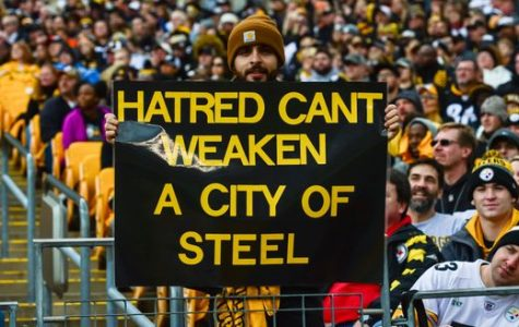 Pittsburgh Strong: Steelers Get Huge Division Win For a City In Mourning