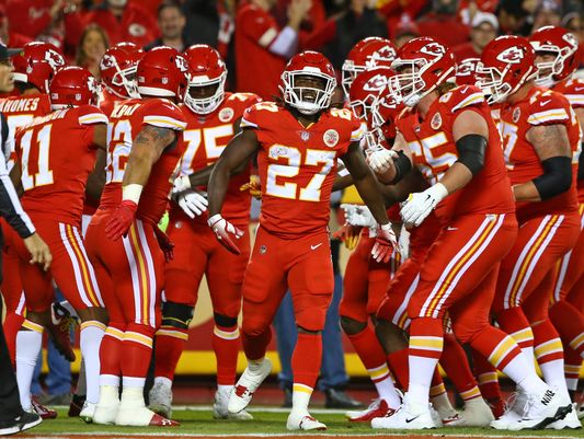 Chiefs Roll Over Bengals