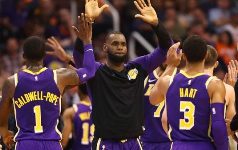 LeBron & the Lake Show Capture First Win