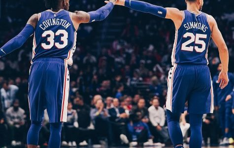 Sixers Rout Bulls in Home Opener