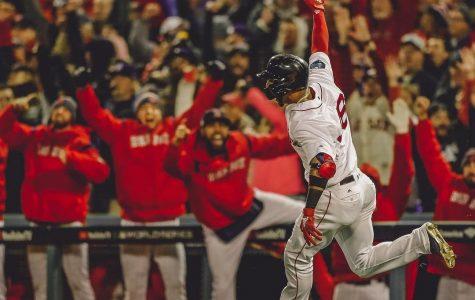 Hot Start: Red Sox Take Game 1