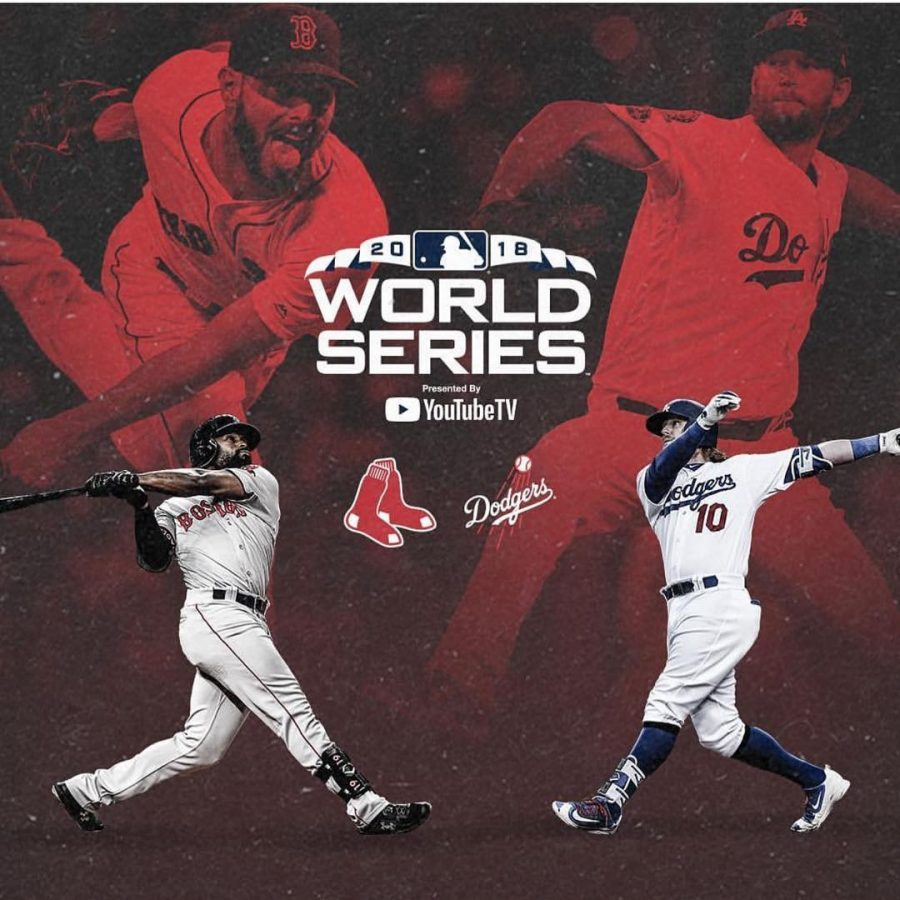 The+Boston+Red+Sox+will+take+on+the+Los+Angeles+Dodgers+in+the+2018+MLB+World+Series