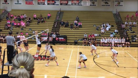 Volleyball Beats Spring Ford